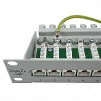 Patch Panels y distribuidores