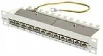 "10"" Patch Panels Cat.6A"